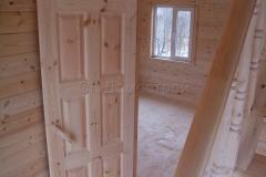 Дом из бруса 5х6 Талдом 12