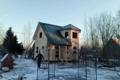 Дом под усадку 2