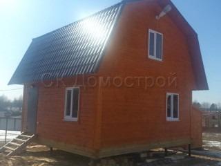 Недорогая баня под ключ в Московской области