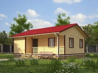 Каркасные дома в Калуге