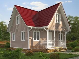 Купить недорогой дом под ключ