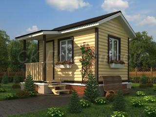 Дешевые дома из бруса Кировск