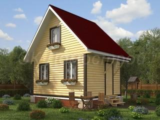 Дома из бруса в СПб