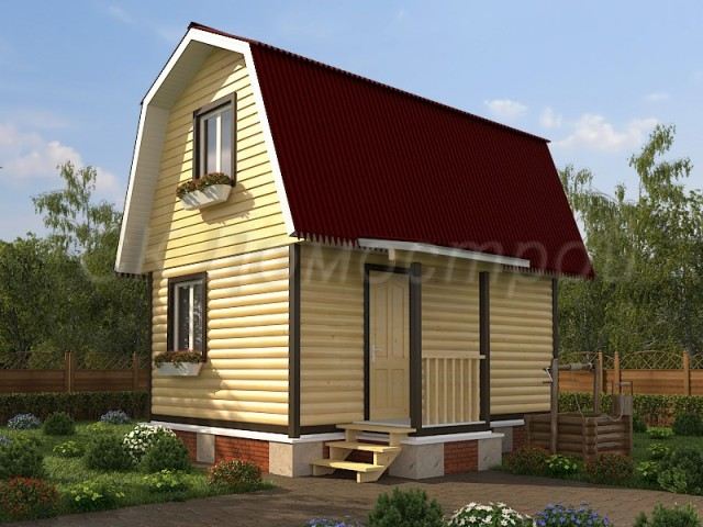 Купить недорогой дом на дачу