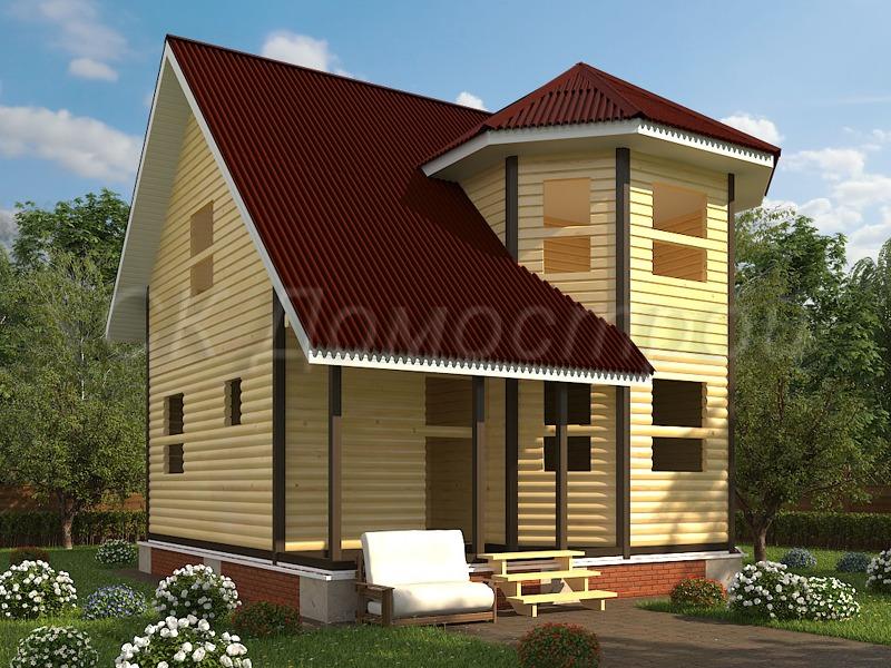 фото дома из бруса проекты и цены фото в