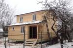 Дома из бруса фото