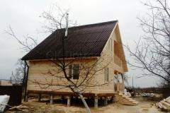 Баня из бруса 6х8 село Черниж 8