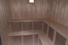 Баня из бруса 7,5х7,5 СНТ Лисичкино 13