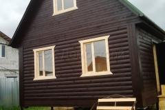 Дом из бруса 4х5,5 Чехов 1