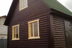 Дом из бруса 4х5,5 Чехов 2