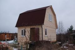 Дом из бруса 5х6 Талдом 4