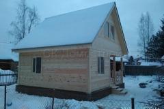Дом из бруса 6х6 Захожье 5