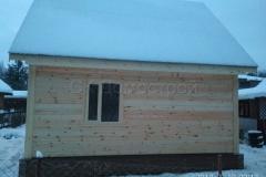 Дом из бруса 6х6 Захожье 8