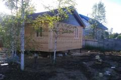 Дом из бруса 6х8 Тверь Митькино 4