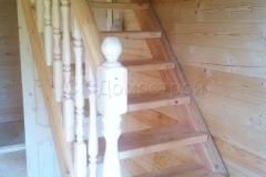 Дом из бруса 6х8 Вязьма-Брянская 5