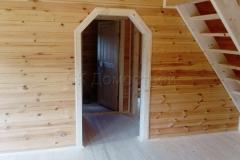 Дом из бруса 7х7 Литвиново 11