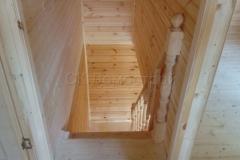 Дом из бруса 7х7 Литвиново 15