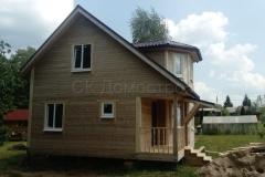 Дом из бруса 7х7 Литвиново 2