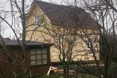 Дом из бруса 7х7 Мирославка 5