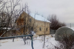 Дом из бруса 7х9 Никольское 1