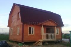 Дом из бруса 7х9 Богородск Новоселки 1