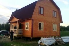 Дом из бруса 7х9 Богородск Новоселки 2