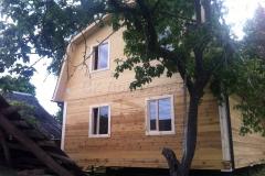 Дом из бруса 7х9 Криуша 1