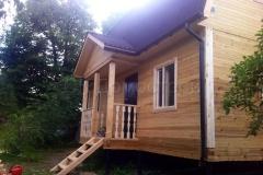Дом из бруса 7х9 Криуша 2