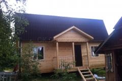 Дом из бруса 7х9 Криуша 3