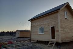 Дом из бруса 8х8 Мишутино 4