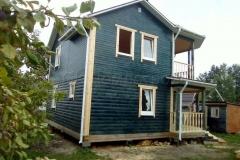 Дом из бруса 8х8 Рыбинск 5