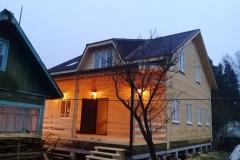 Дом из бруса 9х12 Приморск 1