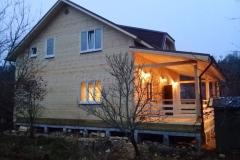 Дом из бруса 9х12 Приморск 3