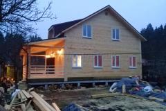 Дом из бруса 9х12 Приморск 4