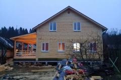 Дом из бруса 9х12 Приморск 5