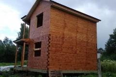 Дом 6,5х6,5 в поселке Кировец 2