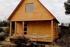 Дом под усадку 6х7,5 Иван 5