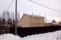 Дом под усадку 6х7,5 Тверь 4