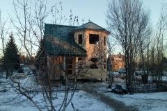 Дом под усадку 4