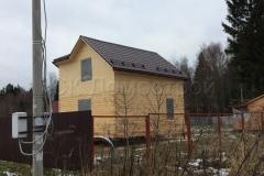 Дом под усадку 7х7 ДНП Лесная поляна 3
