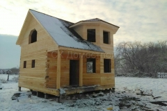 Дом под усадку 7х7 село Гавриловское 1