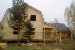 Дом под усадку 7х9 Марково 2