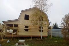 Дом под усадку 7х9 Марково 3