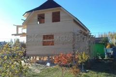 Дом под усадку 7х9 Заокский 7
