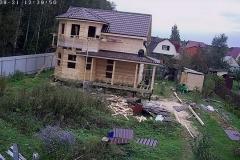 Дом под усадку 8х9,5 Ртищево 21