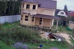 Дом под усадку 8х9,5 Ртищево 22