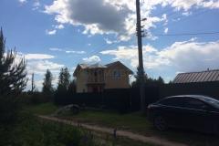 Каркасный дом Березницы 1