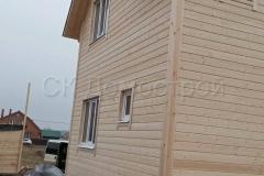Каркасный дом 6,5х6,5 Коломна 6