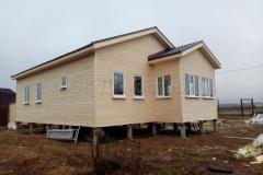 Каркасный дом 6х10 Ефимовский лес 6