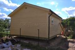 Каркасный дом 6х6 Волхов 108